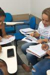 Acadêmicos do curso de Enfermagem da FIMCA Unicentro realizam café literário