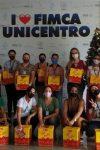 Colaboradores da FIMCA Jaru recebem cestas natalinas