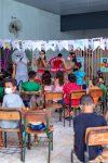 Acadêmicos de psicologia e odontologia realizam ações na comunidade Jardim...